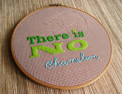 Download There is no chameleon immediately at Makerist
