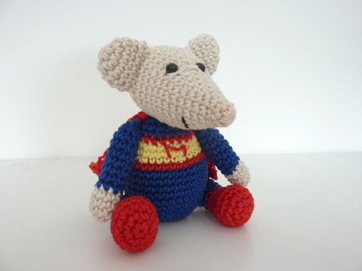Superman-Maus \