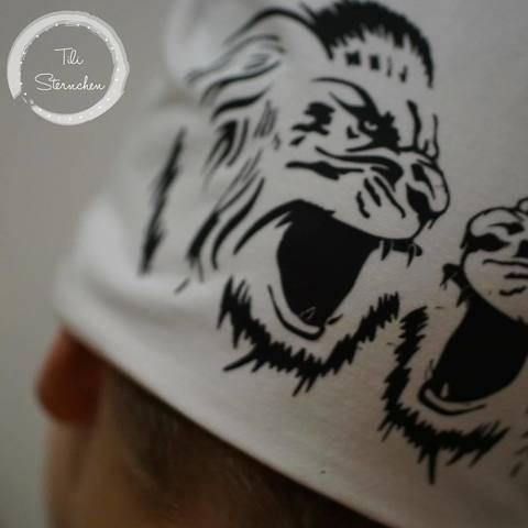 Plottermotiv > brüllender Löwe > Plotterdatei bei Makerist sofort runterladen
