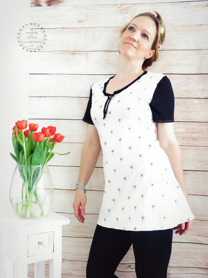 Download eBook Milly Gr. 32-58 / 4 – 30 (UK & US) - Sewing Patterns immediately at Makerist