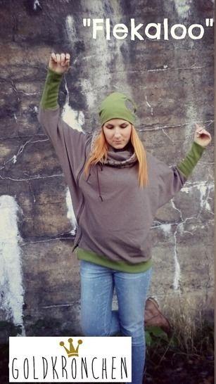 Flekaloo Ebook, Shirt und Jacke - Damen Gr. 32-46 - Nähanleitungen bei Makerist sofort runterladen