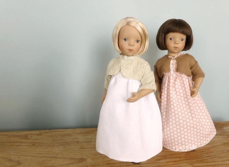 Télécharger Habits poupée - Boudoir - poupée 34 Petitcollin, Amigas, Chéries - couture et tricot - Patrons de couture tout de suite sur Makerist