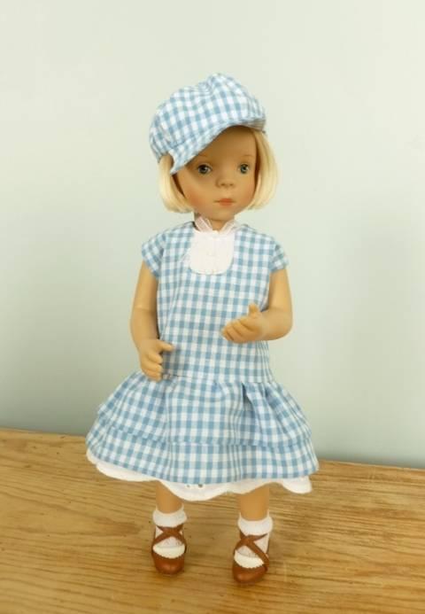 Télécharger Habits poupée - Estive - poupée 34 cm Petitcollin, Amigas, Chéries - couture et tricot tout de suite sur Makerist