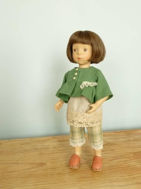 Télécharger Habits poupée - Armance - poupée 34 cm Minouche, Amigas, Chéries - couture et tricot tout de suite sur Makerist