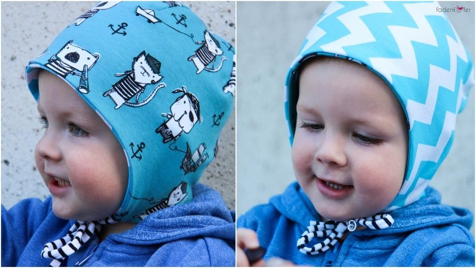Download eBook Käfer Beanie - Sewing - Sewing Patterns immediately at Makerist