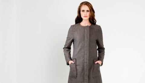 Schnittmuster und Nähanleitung Mantel Audrey bei Makerist sofort runterladen