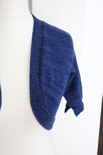 Télécharger Grande Fille Modèle - Boléro Femme du XS au 3XL - Modèles de tricot tout de suite sur Makerist