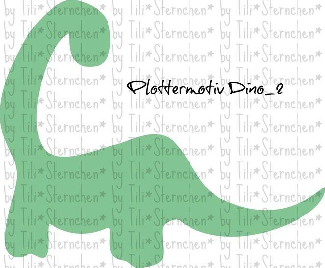 Plotterdatei > Dino_2 < Plottermotiv - Plotterdateien bei Makerist sofort runterladen