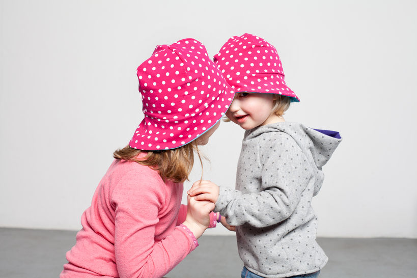Download Lilli - summer hat in jersey fabric - Sewing Patterns immediately at Makerist