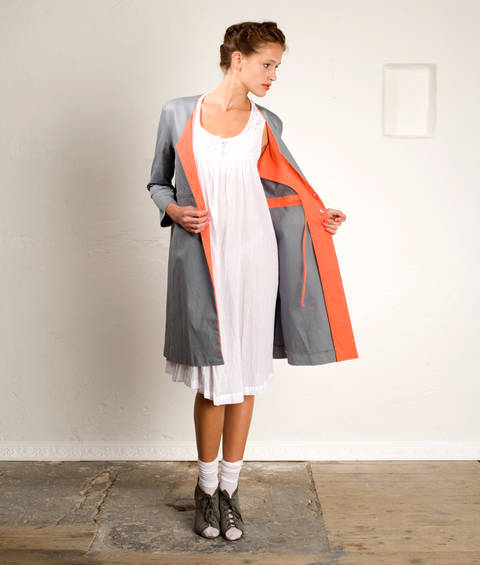 Schnittmuster und Nähanleitung Mantel Marie bei Makerist sofort runterladen