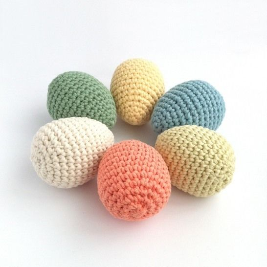 Download Egg Crochet Pattern - Crochet Patterns immediately at Makerist