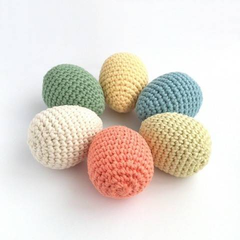 Download Egg Crochet Pattern immediately at Makerist