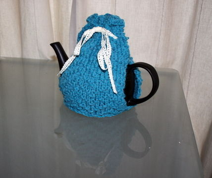 Download Easy Tea Cozy - Knitting Patterns immediately at Makerist