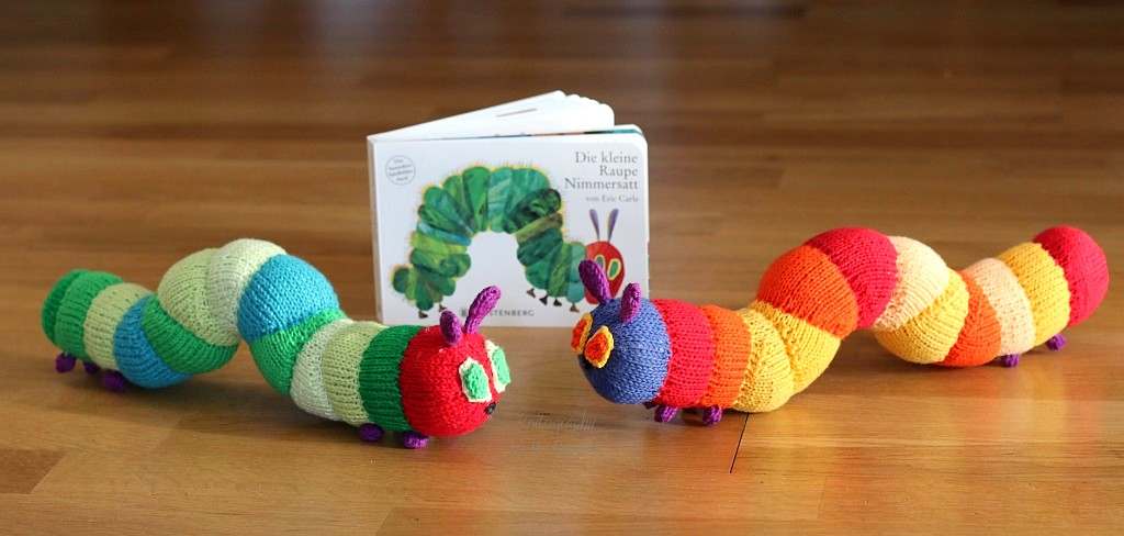 Knitting Pattern For Very Hungry Caterpillar Toy : The Very Hungry Caterpillar knitting pattern PDF