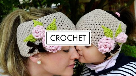 Crochet Patterns & Tutorials!