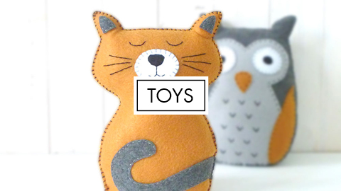 Patterns For Toys