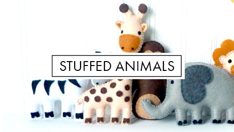 Stuffed Animals!
