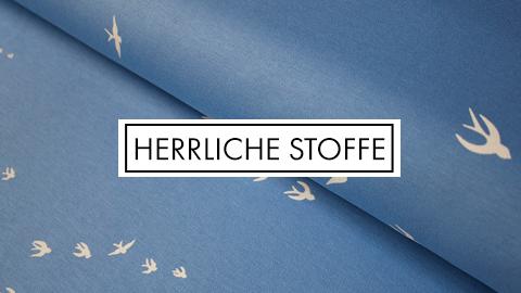 Schöne Stoffe im Materialshop bei makerist.de