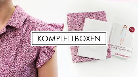 Praktische Komplettboxen im Materialshop bei makerist.de