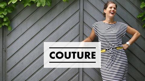 Patrons et tutoriels de couture