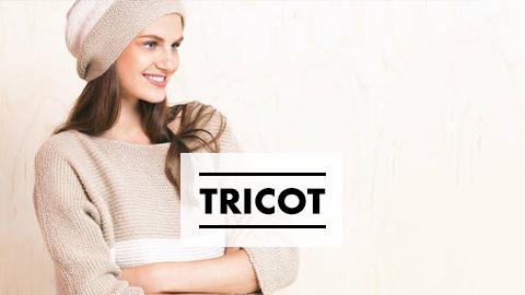Modèles et tutoriels de tricot