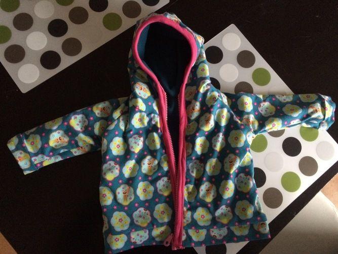 Makerist - Baby jäckchen - Nähprojekte - 1