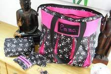 Makerist - Meine Taschen mit Kellerfalten für eine kleine Freundin - 1