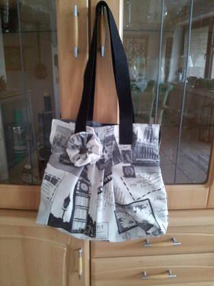 Makerist -  - London - Beutel Tasche - 1