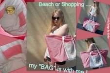 Makerist - Beachbag  - 1