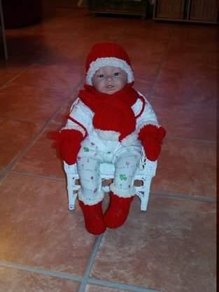 Makerist - Baby-Winter-Set - 1