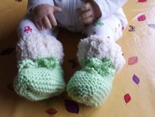 Makerist - Baby-Schuhe - 1