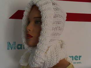 Makerist - Damen-Schal-Mütze - 1