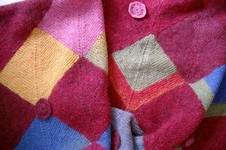 Makerist - warme Decke - 1