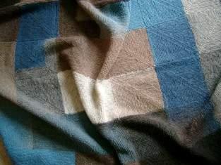 Makerist - Decke aus Topflappenquadraten - 1