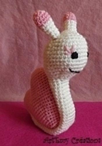 Makerist - Un Amour d'Escargot - Créations de crochet - 3