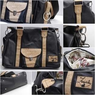 Makerist - Design Award Kork - Handtasche Mary - 1