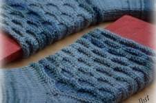 Makerist - Socken im Morgentau - 1