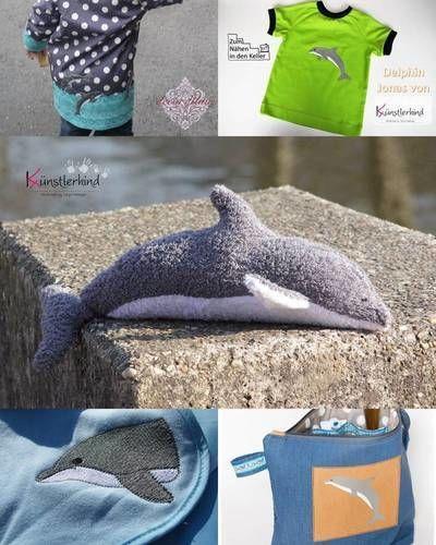 Makerist - Delphin Jonas - Nähprojekte - 1
