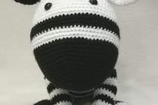 Makerist - Zebra, das XXL Amigurumi - 1