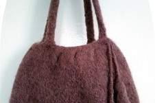Makerist - Sac à main en laine feutrée - 1