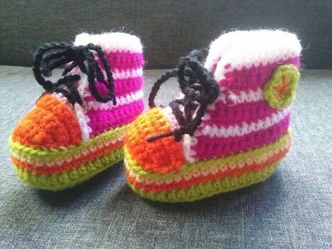 Makerist - Baby-Chuck - Häkelprojekte - 1