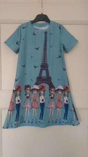 Makerist - Girlykleid aus jersey - Nähprojekte - 1