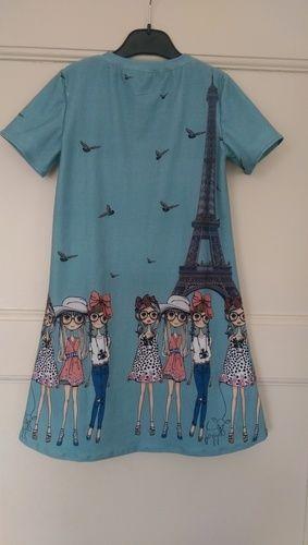 Makerist - Girlykleid aus jersey - Nähprojekte - 2