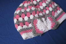 Makerist - ensemble bonnet et  châle pour fillette - 1