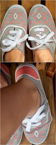 Makerist - DIY Sneakers - DIY-Projekte - 3