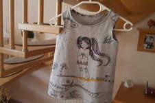 Makerist - Ein Shirt für meine Enkeltochter - 1