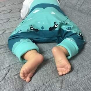 Makerist - Chill-Hose für Babies - wächst mit :) - 1