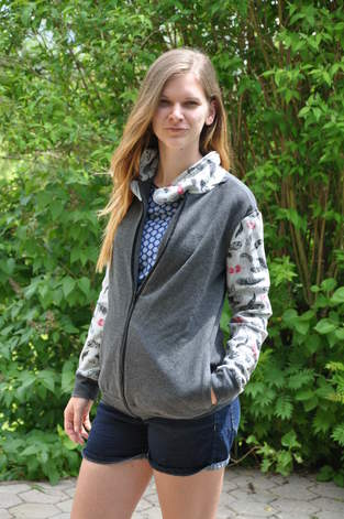 Makerist - Federjacke -- Super weich - 1
