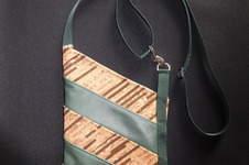 Makerist - Design Kork Award: Schräge Tasche - 1