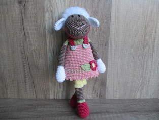 Makerist - Häkellamm Annie - 1
